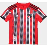 93817c0d7bb Camisa São Paulo Infantil Ii 19 20 S Nº Torcedor Adidas