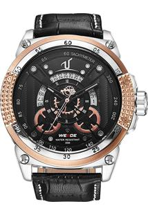 1b712ac0a01 Relógio Weide Masculino Uv-16052542