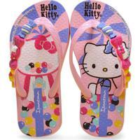 ea304e241 Chinelo Para Meninas Hello Kitty Rosa infantil | Shoes4you