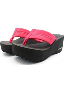Tamanco Barth Shoes Summer - Vermelho - Tricae