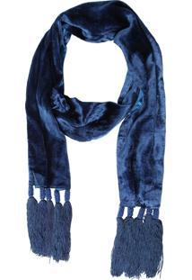 Scarf Bianca - Azul