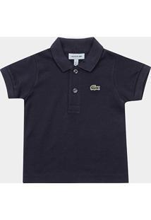 3de1187ec3e Camisa Polo Infantil Lacoste Masculina - Masculino