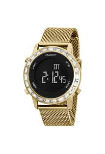 Relógio Champion Digital Feminino Ch48117H
