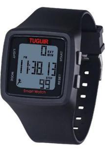 Relógio Romaplac Tuguir Digital - Unissex-Preto