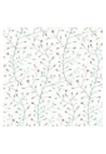 Papel De Parede Adesivo - Mini Flores - 047Ppn