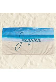Toalha De Praia Joaquina Pump Up