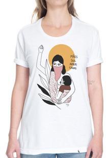 Mães Sul-Americanas - Camiseta Basicona Unissex
