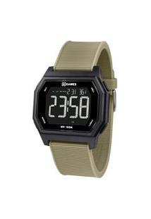 Relógio Unissex Xgames Xgppd116-Pxex Digital 10Atm | X Games | Preto | U