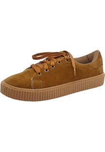 Tênis S2 Shoes Camurça Mostarda