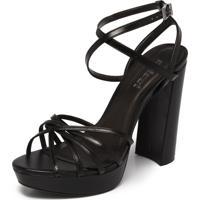 5ca6f7b23 Sandália Colcci Preta feminina | Shoes4you