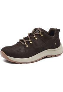 Bota Adventure Cano Baixo Macboot Aconcagua 01 Café