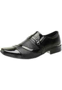 Sapato Social San Lorenzo Verniz Sl Masculino - Masculino