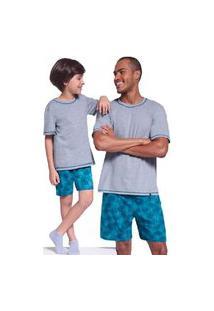 Pijama Lupo Infantil Coqueiro 20137-001