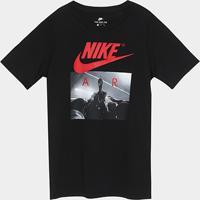 de147d83d657e Camiseta Infantil Nike B Nsw Air Huddle Masculina - Masculino-Preto