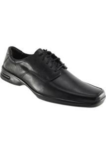 Sapato Social Trilhos Cadarço. - Masculino