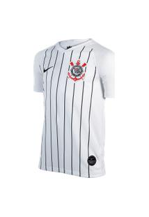 Camisa Nike Corinthians I 2019/20 Torcedor Pro Infantil