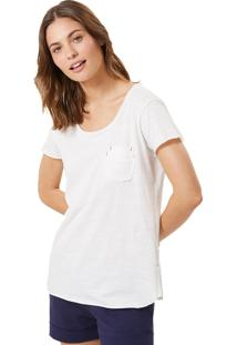 T-Shirt Corpo E Arte Colette Off White