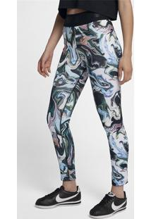 Legging Nike Sportswear Leg-A-See Legging Marble Feminina