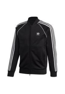 Jaqueta Adidas Sst Tt Originals Preto