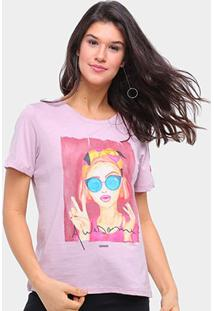 Camiseta Sommer Awesome Feminina - Feminino