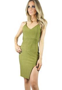 4d2dd10f6 Vestido Monica Ziper feminino | Shoes4you
