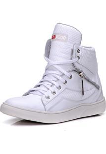 Tênis Sneaker Rockfit Hole Branco