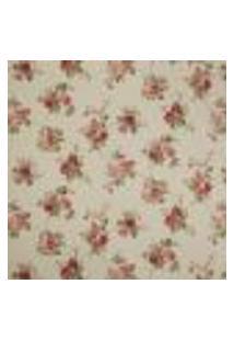Papel De Parede Fragrant Roses Fa811053 Vinílico Com Estampa Contendo Floral