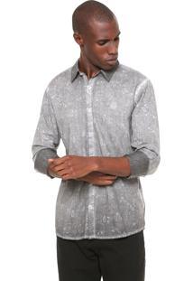 356e1261bc Camisa Pólo Floral Manga Longa masculina