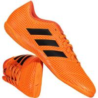 692717aad6 Fut Fanatics. Chuteira Adidas Nemeziz Tango 18.4 In Futsal Laranja