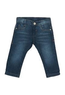 Calça Jeans Clube Do Doce Skinny