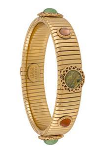 Gas Bijoux Bracelete Strada - Dourado