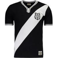 e29a854cbc Camisa Retrômania Ponte Preta Ii 1977 Masculina - Masculino