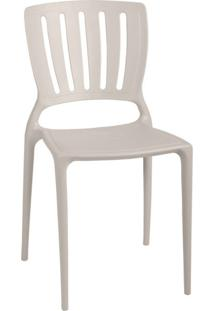 Cadeira Sofia I Camurça