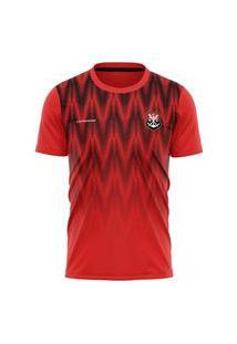 Camisa Flamengo Infantil Pherusa Braziline 12 Anos