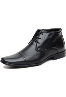 Bota Us Shoes Social Preto