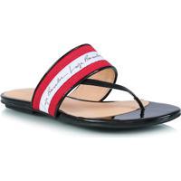 2d33ea367 Rasteira Linho Pratica feminina   Shoes4you
