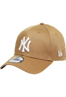 bb5e93688 Boné New Era Aba Curva Fechado Mlb Ny Yankees Colo - Unissex