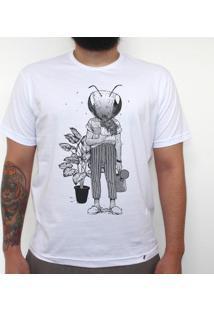 Primeiro Passo - Camiseta Clássica Masculina