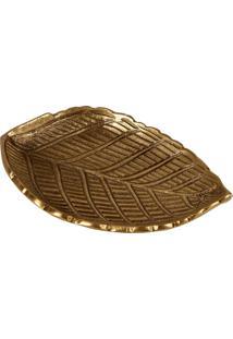 Folha Decorativa De Bronze Le Brise