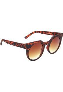 Óculos De Sol Butterfly Feminino Geométrico