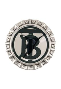 Burberry Broche - Prateado