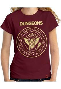 Camiseta Dungeons