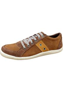 b31efc6f9d Sapatênis Caramelo Da Moda masculino   Shoes4you