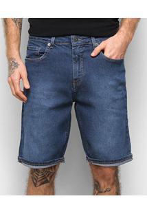 Bermuda Jeans Calvin Klein Masculina - Masculino
