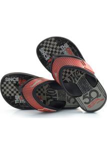 Chinelo Infantil Hot Wheels S.Flop