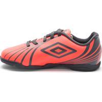 2b60b0d289 Dafiti. Tênis Menino Futsal Indoor Sprint Umbro Laranja