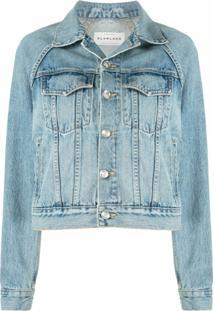 Slvrlake Jaqueta Jeans Silence - Azul