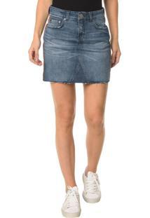 Saia Jeans Five Pockets - 40