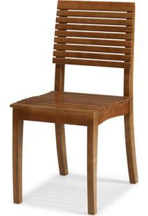Cadeira Laguna Ripada Cor Amendoa - 34353 - Sun House