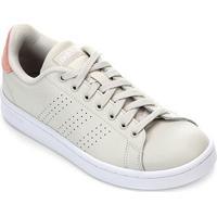 49b13e60675 Netshoes. Tênis Adidas Advantage Feminino ...